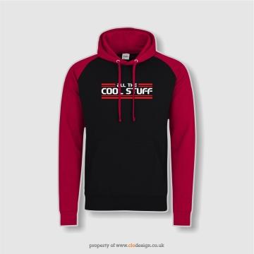 Printed Hooded Sweatshirts
