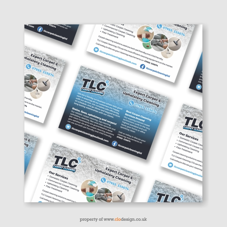 A6 Double Sided Flyers